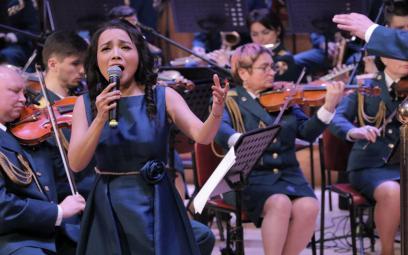 Dàn nhạc Lực lượng vệ binh Quốc gia Nga: Chùm ảnh 5