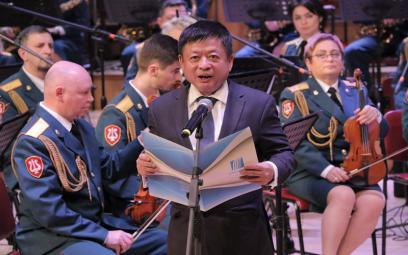 Dàn nhạc Lực lượng vệ binh Quốc gia Nga: Chùm ảnh 1