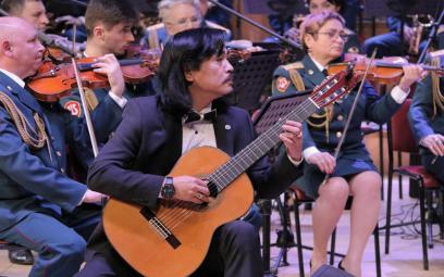 Dàn nhạc Lực lượng vệ binh Quốc gia Nga: Chùm ảnh 2