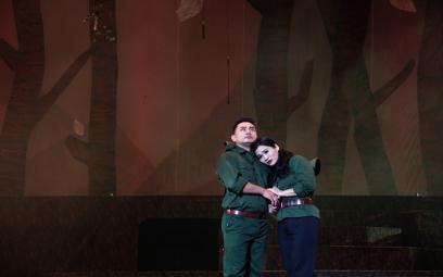 Opera Lá đỏ tại Quảng Trị: chùm ảnh 2
