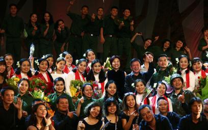 Opera Lá đỏ tại Quảng Trị: chùm ảnh 3