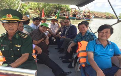"""Trại sáng tác Âm nhạc Bến Tre """"Ngày mới trên quê hương xứ Dừa"""""""