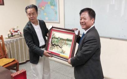 """Hành trình """"Bài ca hữu nghị Việt Nam - Campuchia"""""""