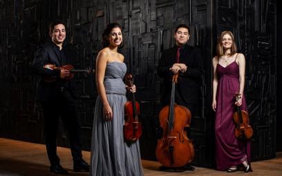 Thưởng thức tuyệt phẩm của Beethoven cùng tứ tấu đàn dây Vera Quartet