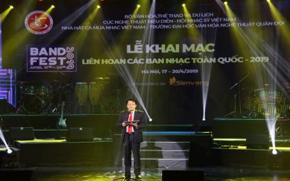 Khai mạc Liên hoan các Ban nhạc toàn quốc 2019