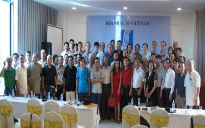 Lớp tập huấn Âm nhạc Nam Định 2019
