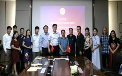 Đoàn Hội Nhạc sĩ Việt Nam tại Quảng Tây - Trung Quốc