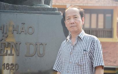 Nhạc sĩ Trịnh Ngọc Châu: Rong ruổi cùng âm nhạc