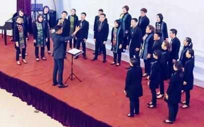 Gần 1.000 nghệ sĩ quốc tế tham gia hội thi hợp xướng quốc tế Việt Nam