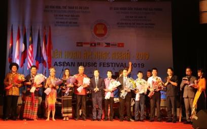 Liên hoan Âm nhạc Asean 2019