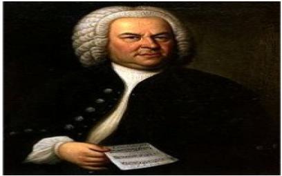 Bản nhạc thánh cung si thứ của J.S.BACH