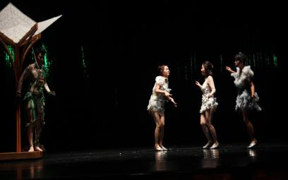 Sân chơi mới cho Opera Việt