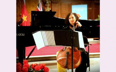 Nhạc giao hưởng là lựa chọn của số phận