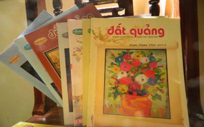 Âm nhạc xứ Quảng - Những năm tháng đồng hành cùng diễn đàn văn nghệ quê hương