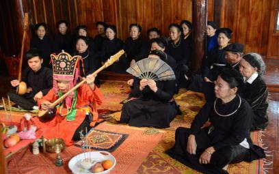 UNESCO ghi danh Thực hành Then của Việt Nam là Di sản văn hóa phi vật thể đại diện của nhân loại