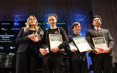 Sinh viên Việt Nam giành giải ba cuộc thi âm nhạc quốc tế tại LB Nga