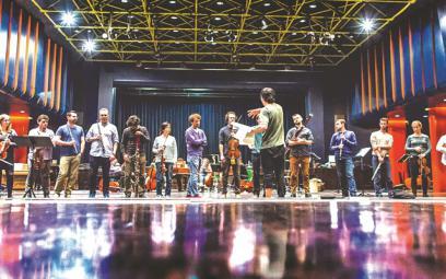 Geneva Camerata: Vũ điệu mở rộng biên giới nhạc cổ điển