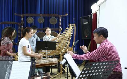 Nhạc sĩ Trần Mạnh Hùng: Cần một dàn nhạc giao hưởng mang tên Bách Việt