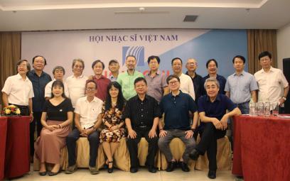 Hội nghị Ban Chấp hành Hội Nhạc sĩ Việt Nam khóa IX, kỳ họp thứ 9