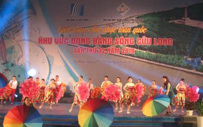 Liên hoan Âm nhạc Khu vực Đồng bằng sông Cửu Long 2019