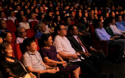 """""""Bản giao hưởng hòa bình"""" - điểm nhấn ngợi ca những giá trị văn hóa của Hà Nội"""