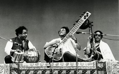 Cơ cấu bộ ba trong âm nhạc Ấn Độ