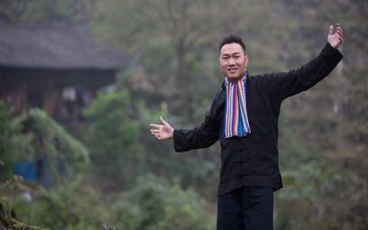 """Nhạc sĩ, ca sĩ Vũ Minh Vương: """" Tôi đau đáu về miền Trung trong những ngày qua"""""""