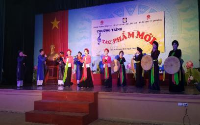 """Từ """"Quan họ với Bộ đội xứ Thanh"""" đến """"Tác phẩm mới Bắc Ninh – Hải Phòng"""""""