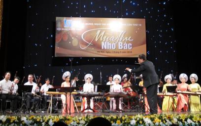 Ngày Âm nhạc Việt Nam 2019: Mùa Thu nhớ Bác