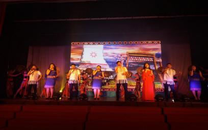Bài ca đất nước chào mừng Ngày Âm nhạc Việt Nam