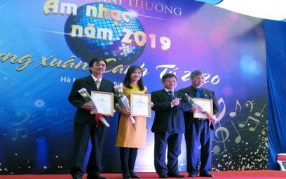 Hội Nhạc sĩ Việt Nam: Nhận xét của Hội đồng xét Giải thưởng âm nhạc 2019