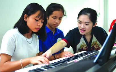 Nhà giáo dục âm nhạc Trang Trịnh: Nghệ thuật là con đường kết nối cảm xúc của trẻ