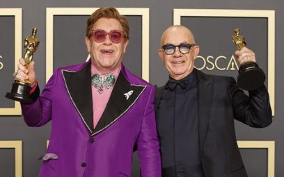 Ca khúc mang về Oscar thứ hai cho Elton John