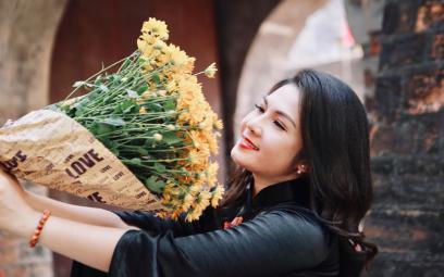 """NSƯT Diệu Hương: """"Tôi muốn khán giả nhớ tới là người hát ca Huế"""""""