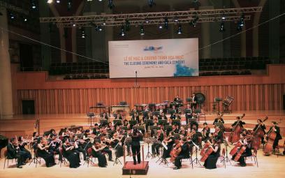 Liên hoan Âm nhạc mới Á - Âu: Chùm ảnh 3