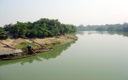 Tác phẩm mới: Sông Cầu