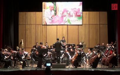 Embedded thumbnail for Concerto cho violon d-moll của Hoàng Cương