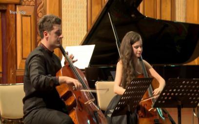 Embedded thumbnail for Ensemble Cellos: Hòa tấu violoncello: Trống cơm - Đặng Hữu Phúc