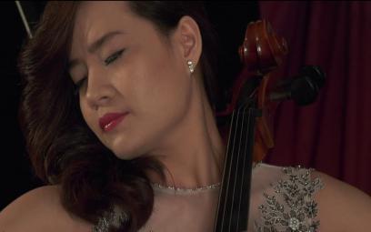 Embedded thumbnail for Đinh Hoài Xuân: The Swan - Saint-Saens