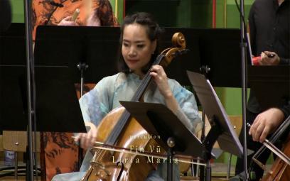 Embedded thumbnail for Đinh Hoài Xuân: Gà gáy le te (dân ca Cống Khao)