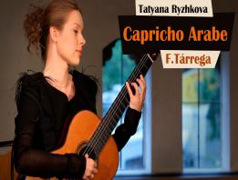 Embedded thumbnail for Capricho Arabe