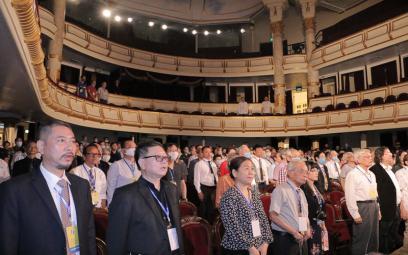 Đại hội Đại biểu toàn quốc Hội Nhạc sĩ Việt Nam Nhiệm kỳ X (2020-2025): Chùm ảnh 1