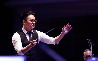 """Nhạc trưởng Trần Nhật Minh: """"Âm nhạc có sức nâng đỡ tâm hồn"""""""