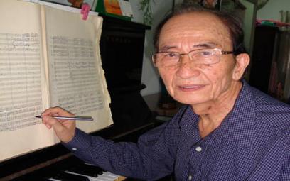 Nhạc sĩ Nguyễn Văn Nam qua đời ở tuổi 88