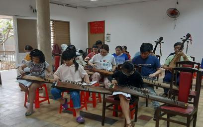 Nhà giáo ưu tú – Nhạc sĩ Phạm Thúy Hoan: Dành trọn tâm huyết cho cây đàn tranh