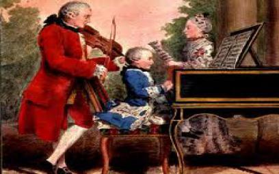 Mozart – vị Chúa âm nhạc của Tchaikovsky