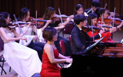 Nghệ sĩ piano Đào Thu Lê:'Khoảnh khắc biểu diễn trên sân khấu tuyệt vời nhất'