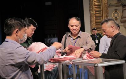 Đại hội Đại biểu toàn quốc Hội Nhạc sĩ Việt Nam Nhiệm kỳ X (2020-2025): Chùm ảnh 5