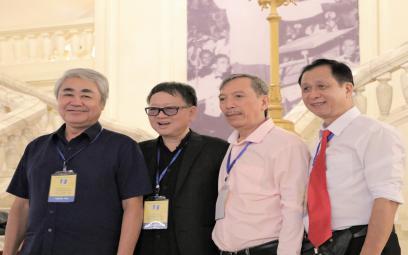 Đại hội Đại biểu toàn quốc Hội Nhạc sĩ Việt Nam Nhiệm kỳ X (2020-2025): Chùm ảnh 2