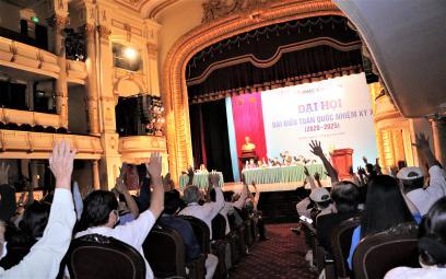 Đại hội Đại biểu toàn quốc Hội Nhạc sĩ Việt Nam Nhiệm kỳ X (2020-2025): Chùm ảnh 4